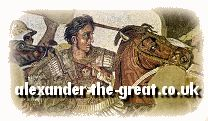 Alexander The Great - logo