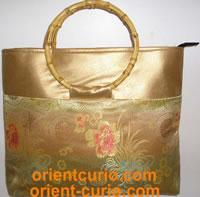 Chinese antique furniture, handicrafts, gift, embroidery, Asian folk art - logo