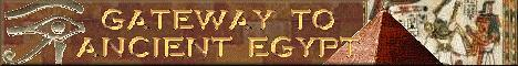 Gateway To Ancient Egypt - logo